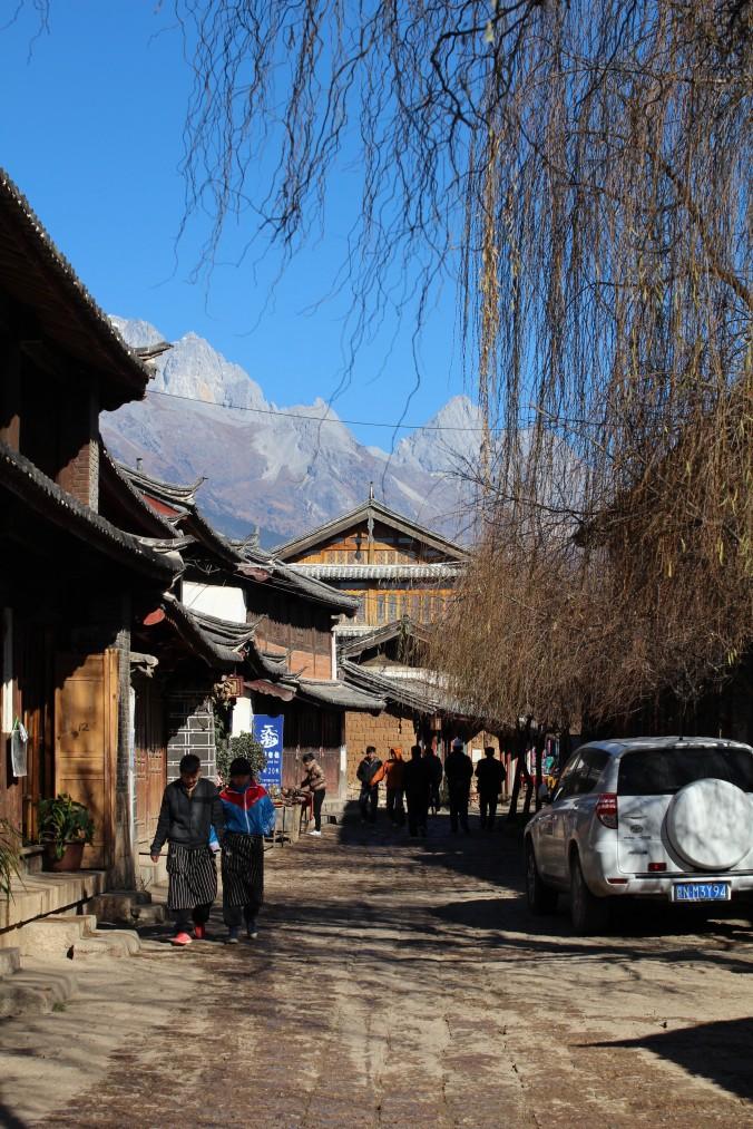 Baisha, Lijiang (Dali)